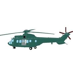 Heilicopter vector