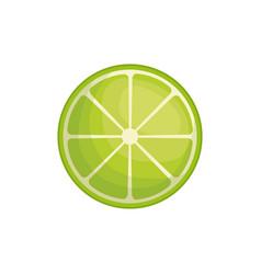 Lemon delicious fruit vector