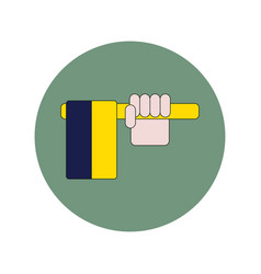 Ukrainian independence day vector