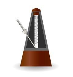 Metronome vector image