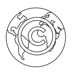 Copyright protection intellectual vector