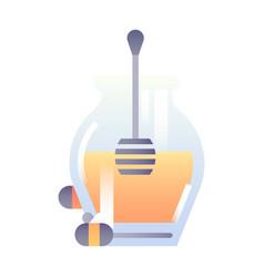Honey gradient vector