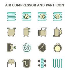 20190414 air conditioner icon 1 green vector