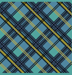 textured tartan plaid clothing fabric prints web vector image