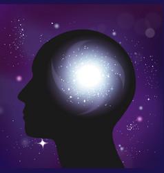 Serenity galaxy brain composition vector