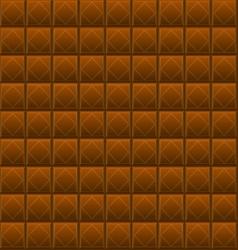 Chocolate bars vector image