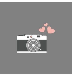 Cute Wedding Object vector image
