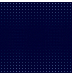 Blue dots navy background vector