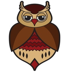 Owl icon4 resize vector