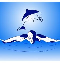 Swimmer vector