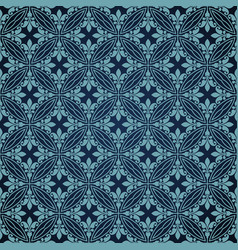 Vintage seamless pattern for design vector