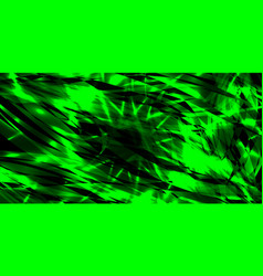 glowing exploded background of fresh grass and vector image
