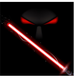Picture light saber vector
