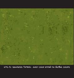seamless pattern - camouflage - khaki green vector image