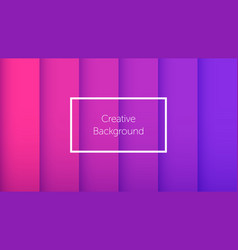 geometric background with vertical stripes vector image