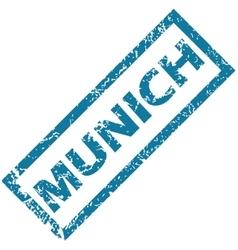 Munich rubber stamp vector