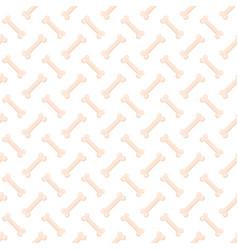 dog bones seamless pattern bone endless vector image vector image