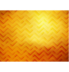 abstract gold mosaic background vector image