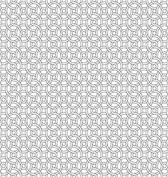 curved seamless pattern background vector image