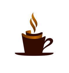 hot chocolate symbol vector image