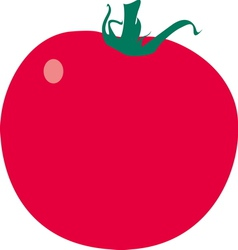 TOMATO2 resize vector image vector image