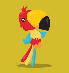 Alladin bird 12 vector