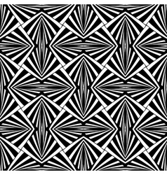 Seamless geometric design vector