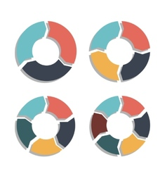 Circle Arrows vector image
