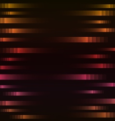 warm color of abstract pixel speed background vector image vector image
