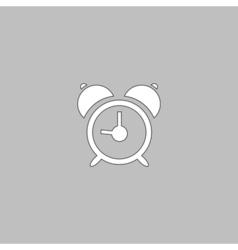 alarm computer symbol vector image
