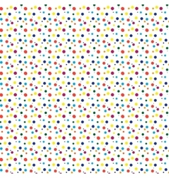 Dot pattern Color spot pattern Graphic bright vector image