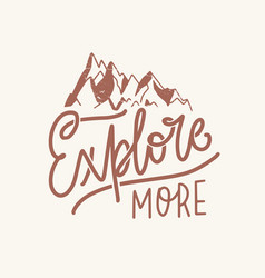 explore more motivational slogan or phrase vector image
