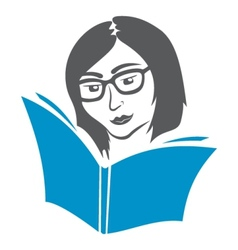 Education symbol vector image