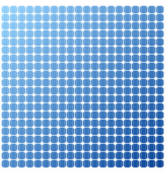 Photovoltaic electric solar panel texture vector