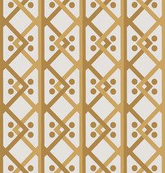 Rhombs pattern beige palette vector
