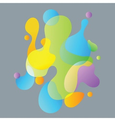 Transparent Art vector image