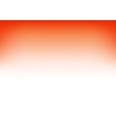 White Orange Gradient Background vector image