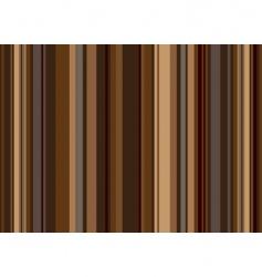 coffee stripe retro vector image vector image