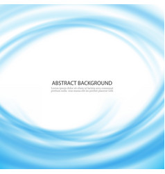 abstract blue backgrounds vector image