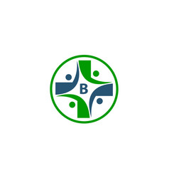 Medical group initial b vector