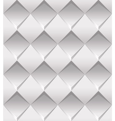 Seamless Slylish White Pattern vector image