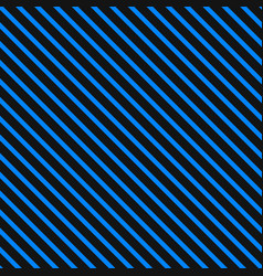seamless striped pattern dark blue vector image