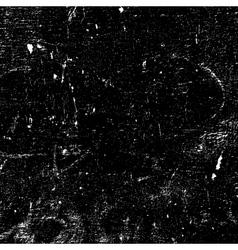Dark Distressed Paint Texture vector image