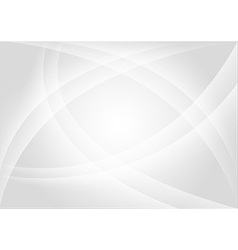 White Background with Stripes vector image