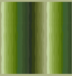 abstract vertical green striped pattern vector image