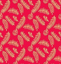 Christmas pattern59 vector
