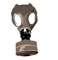 Gasmask vector