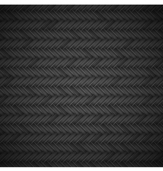 Gray wood Parquet texture vector image