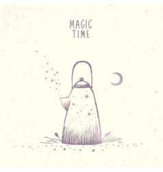 Magic Kettle vector