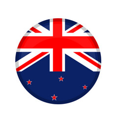 new zealand campaign button vector image